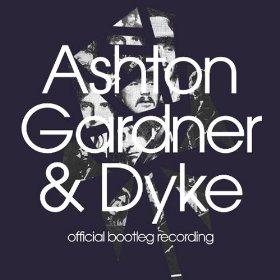 Ashton Garner & Dyke Live In Montreux 1970