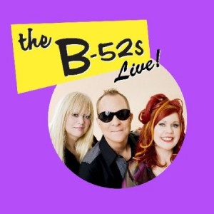 The B52's Live In London