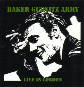 Baker Gurvitz Army Live In London 75