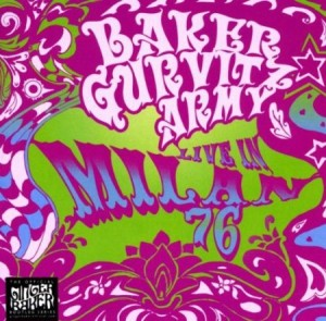 Baker Gurvitz Army Live In Milan 1976