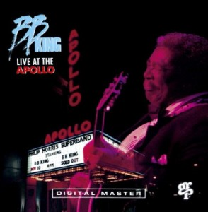 BB King Live At The Apollo