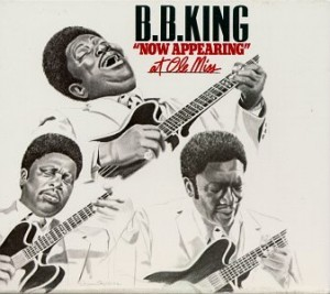 BB King Now Appearing At Ole Miss
