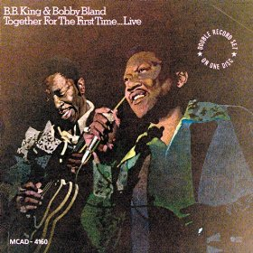 BB King & Bobby Bland Together For The First Time Live