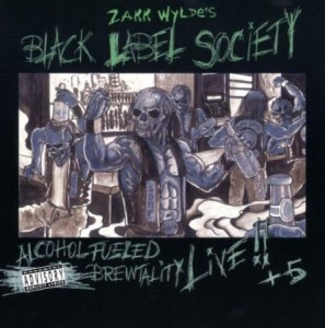 Black Label Society Alcohol Fueled Brewtality Live