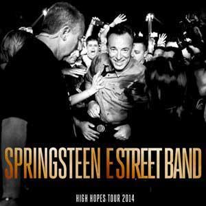 Bruce Springsteen High Hopes Tour 2014