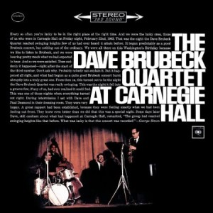 The Dave Brubeck Quartet Live At Carnegie Hall