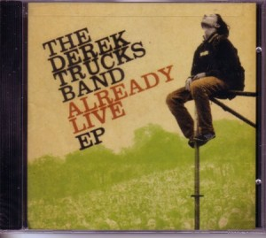 The Derek Trucks Band Already Live