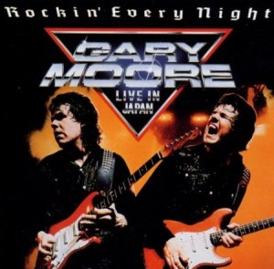 Gary Moore Rockin Every Night – Live in Japan 1983