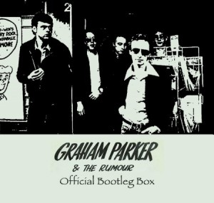Graham Parker Official Bootleg Box 1976 to 2012