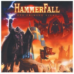 Hammerfall One Crimson Night