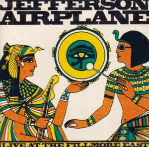 Jefferson Airplane Live At The Fillmore East