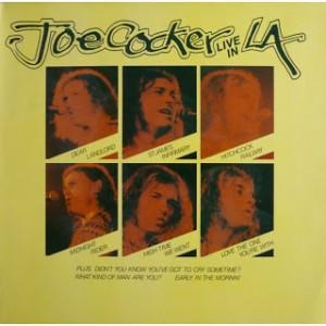 Joe Cocker Live In LA