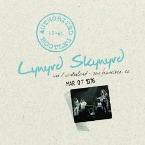 Lynyrd Skynyrd Authorized Bootleg Live - Winterland 1976