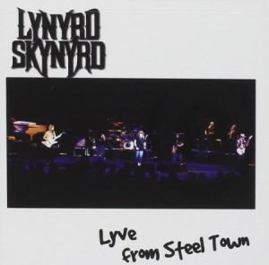 Lynyrd Skynyrd Lyve from Steel Town