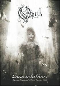 Opeth Lamentations