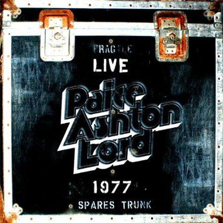 Paice Ashton Lord Live 1977 - The Best Live AlbumsThe Best Live Albums