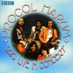 Procol Harum BBC Live In Concert