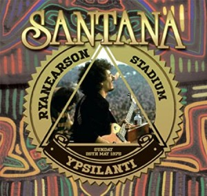 Santana Live At The Rynearson Stadium 1975