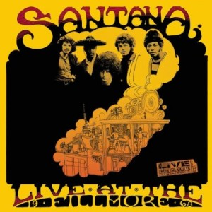 Santana Live At The Fillmore 1968