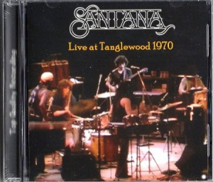 Santana Live At Tanglewood 1970