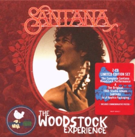 Santana The Woodstock ExperienceThe Best Live Albums