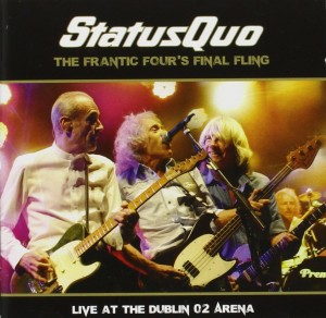 Status Quo Live At The Dublin 02 Arena