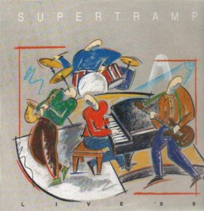 Supertramp Live 1988