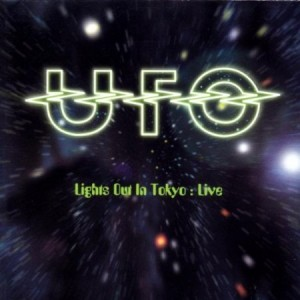 UFO Lights Out in Tokyo Live