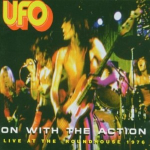 UFO On With The Action