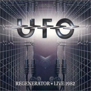 UFO Regenerator Live 1982