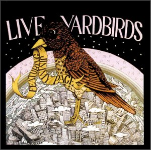 The Yardbirds Live Yardbirds Featuring Jimmy Page
