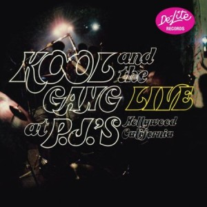 Kool & The Gang Live at P.J.s