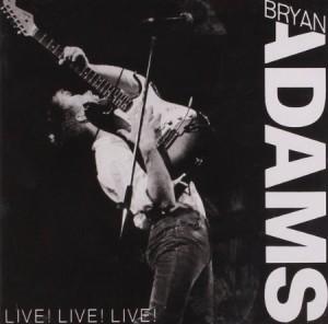 Bryan Adams Live Live Live