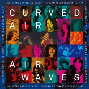 Curved Air Airwaves Live at the BBC