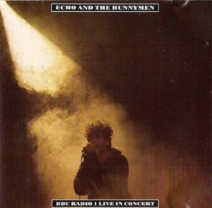 Echo & The Bunnymen BBC Radio 1 Live in Concert