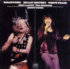 Edgar Winter White Trash Roadwork