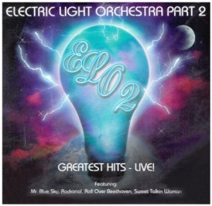 Electric Light Orchestra Part 2 Greatest Hits Live