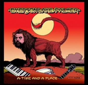 Emerson Lake & Palmer A Time And A Place