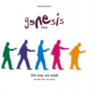 Genesis The Way We Walk Volume Two The Longs