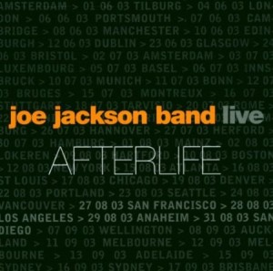Joe Jackson Band Afterlife
