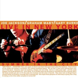 Joe Jackson Summer in the City Live in New York