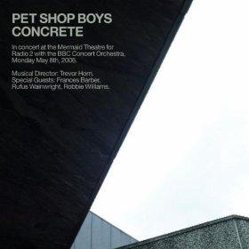 Pet Shop Boys Concrete in Concert at the Mermaid Theatre