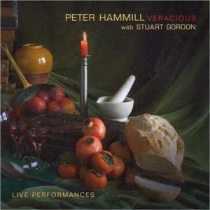 Peter Hammill Veracious