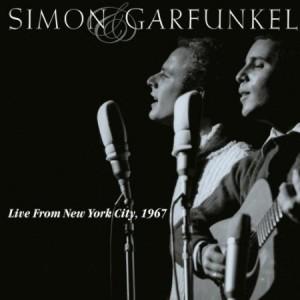 Simon And Garfunkel Live from New York City 1967