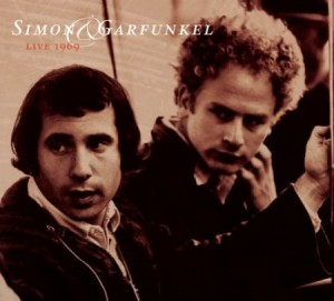 Simon And Garfunkel Live