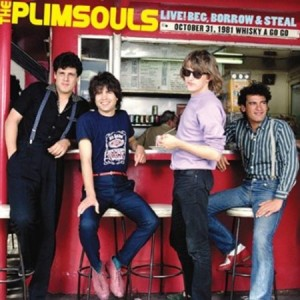 The Plimsouls Live Beg Borrow & Steal