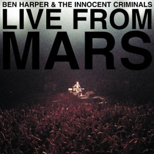 Ben Harper Live From Mars