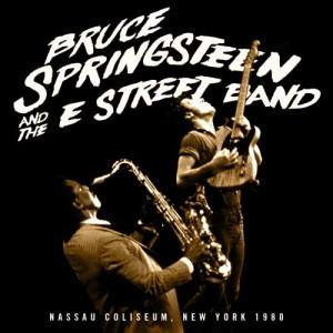 Bruce Springsteen Nassau Coliseum Uniondale New York 1980