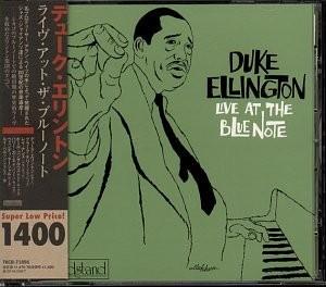 Duke Ellington Live At the Blue Note 1952