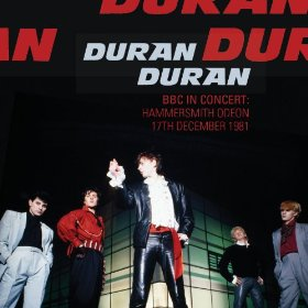 Duran Duran BBC In Concert Hammersmith Odeon 17th December 1981